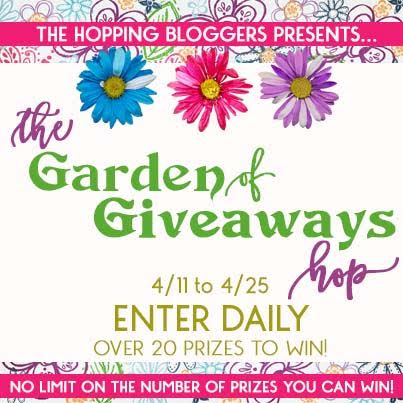 Garden of Giveaways Hop