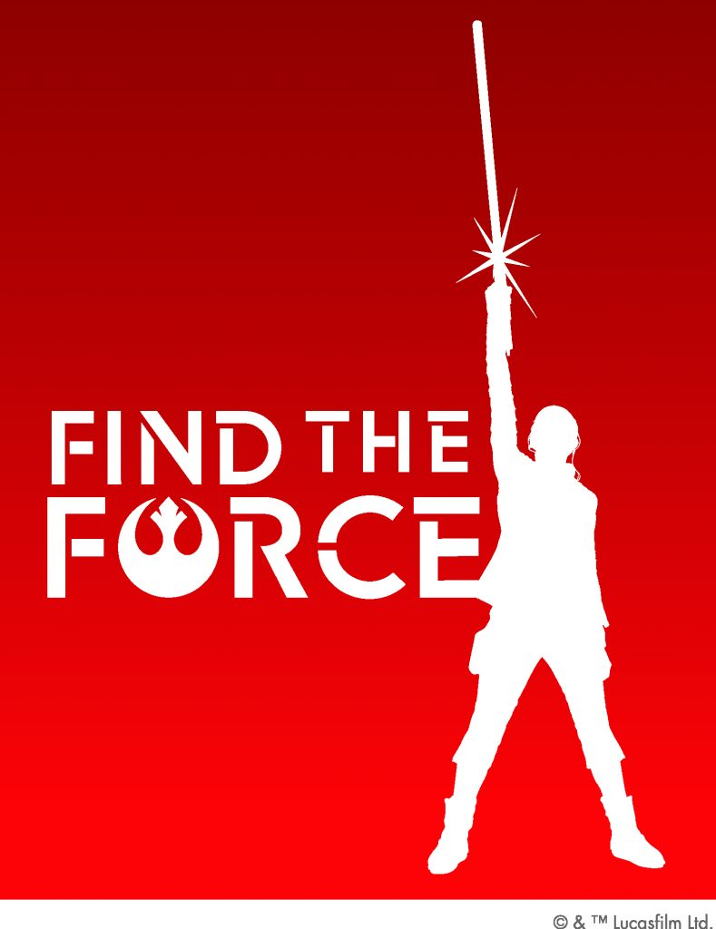 Find the Force Star Wars