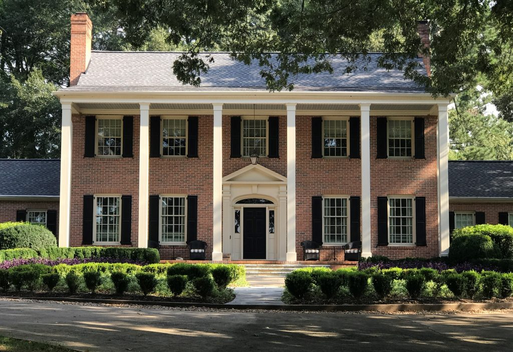 President's Home at Reinhardt University