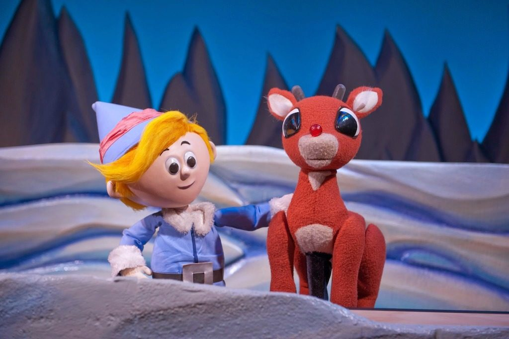 Rudolph the Red Nosed Reindeer Center for Puppetry Arts