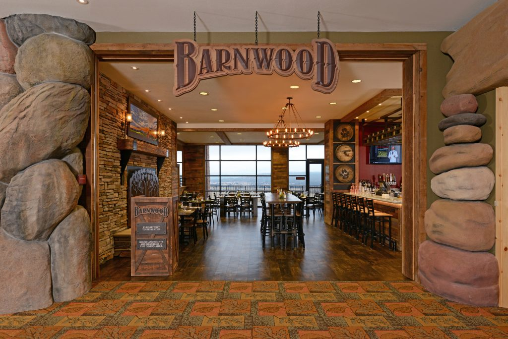 Barnwood Great Wolf Lodge