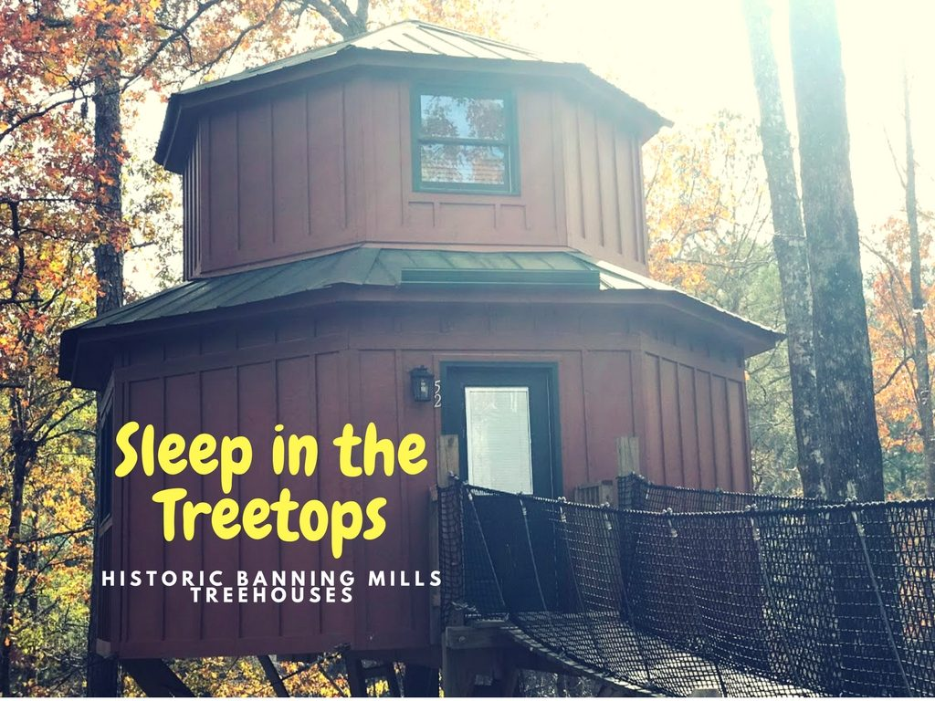 treehouse lodging