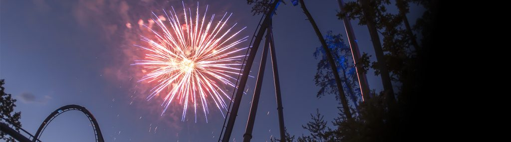 Dollywood Fireworks