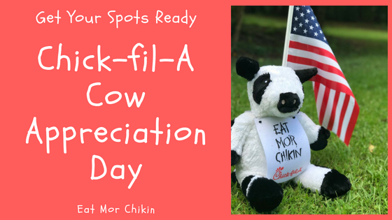 Cow Appreciation Day Chick-fil-A