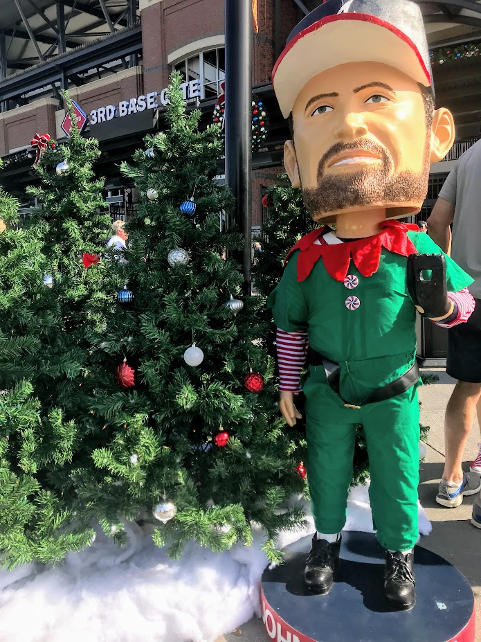 Atlanta-Braves. Baseball gift ideas are the name of the game today. I recently attended a Christmas in July event at the SunTrust Park, and it got me so ...