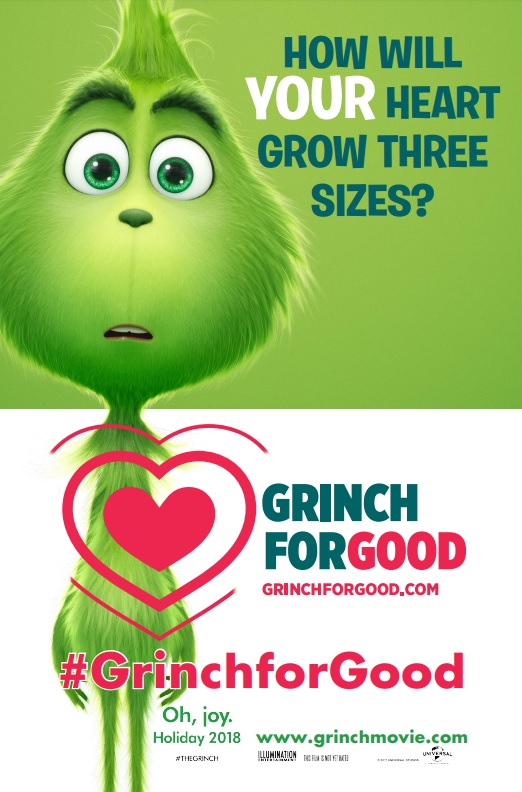 Grinch for Good