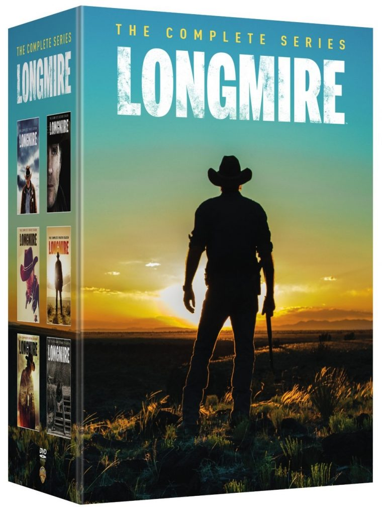 Longmire Complete Series Boxed set