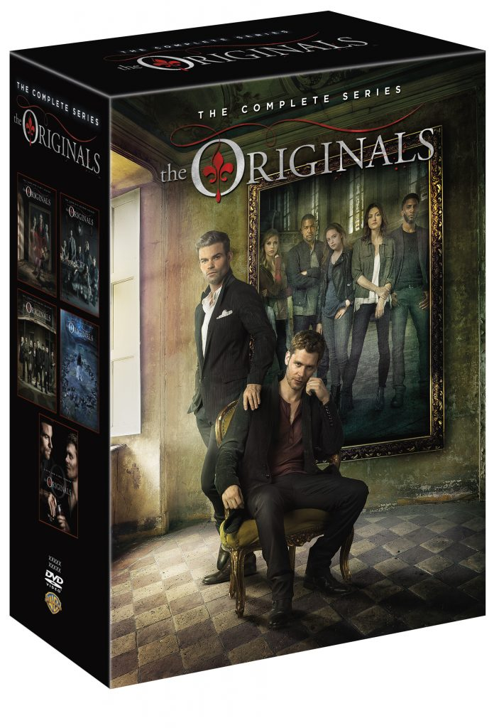 The Originals Boxed Set