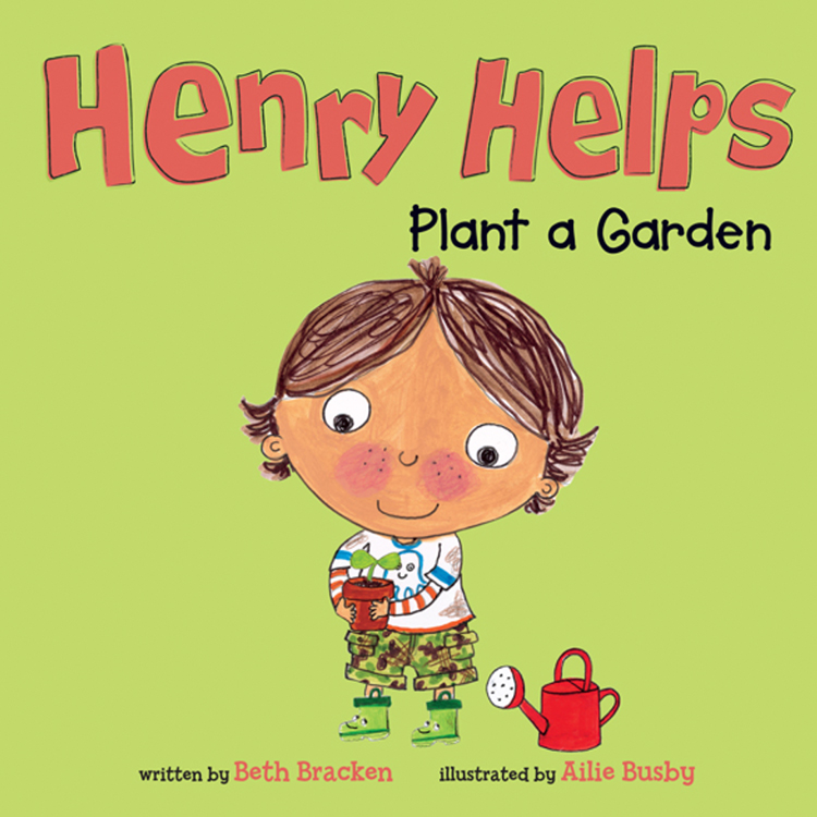 Henry-Helps-Plant-a-Garden