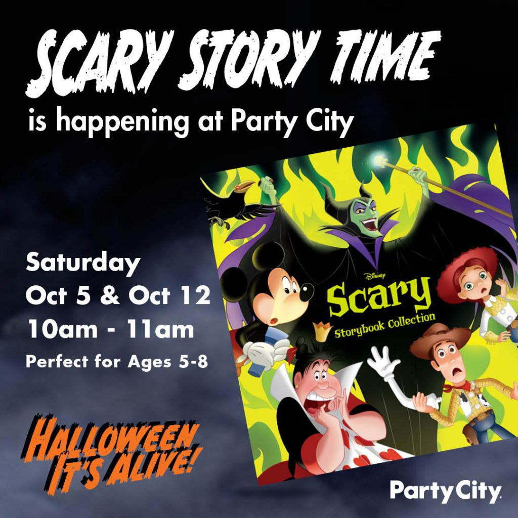Scary-Story-Time-Party-City