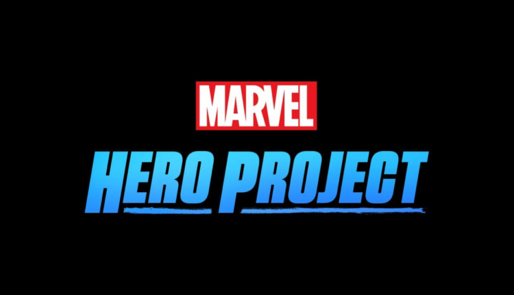 Marvel-Hero-Project