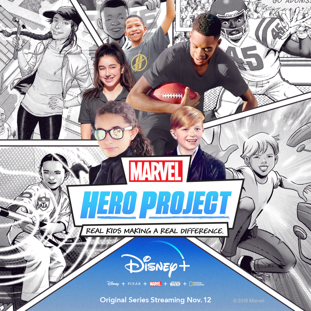 Marvels-Hero-Project
