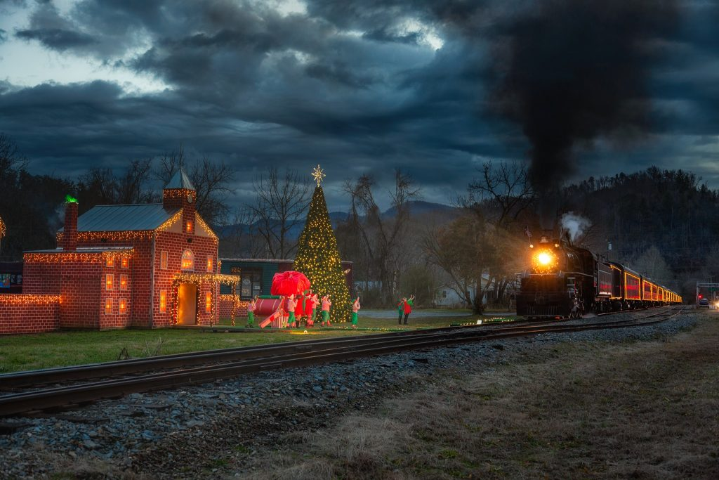 Great-Smoky-Mountains-Railroad