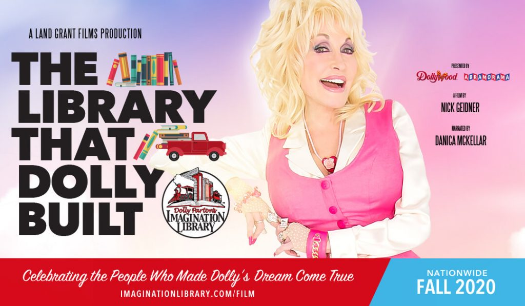 The-Library-That-Dolly-Built